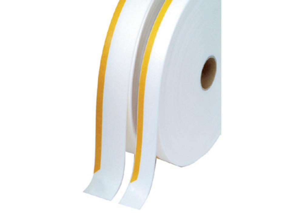 Super WINTER Klebeband Milano EK 30mm/25m/3mm weiß, Putzanschlussband NA61